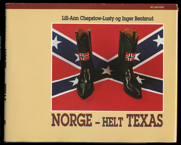 Lill-Ann Chepstow-Lusty  - Norge helt Texas