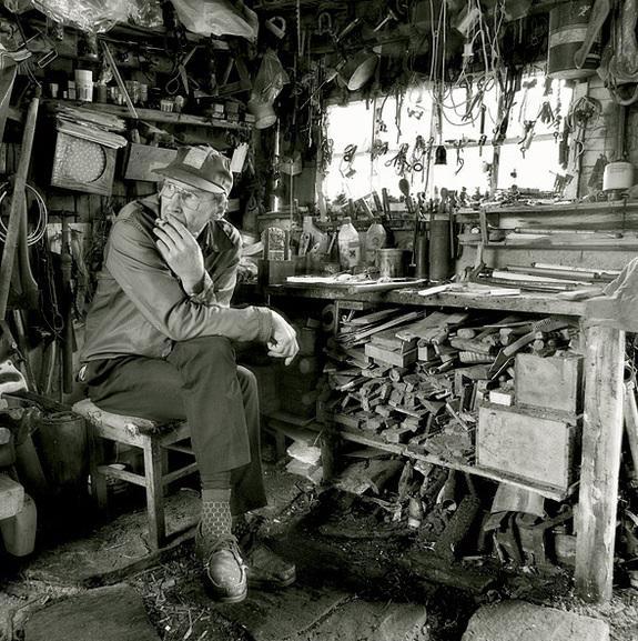 Rune Johansen  - Leif i gammelfjøsen