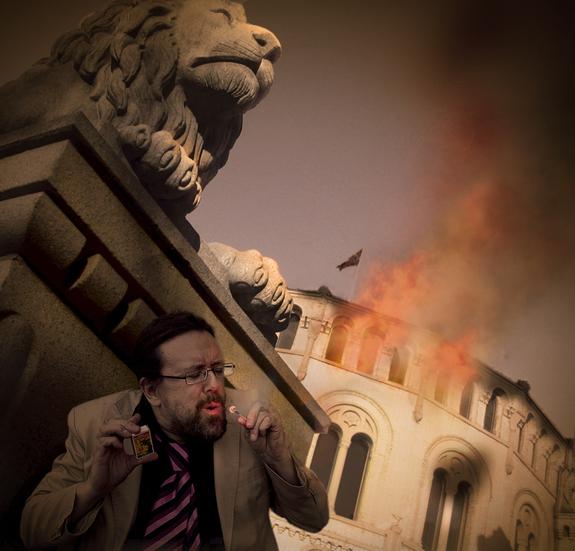 Geir Fløde - En stortingsrepresentants brennhete hevn
