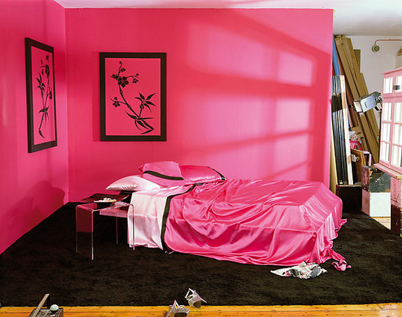 Jo Broughton - Pink Satin Sheets