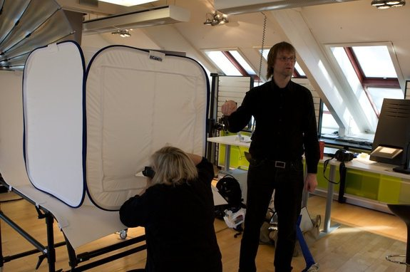 Frank Hesjedal - Produktfotografering