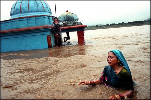 Karen Robinson - Narmada Eleven, India