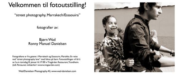 Wad/Danielsen Photography AS - Velkommen til fotoutstillingen