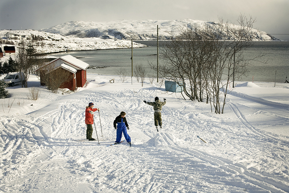 Lars Håberg/Bilder Nordic School of Photography -