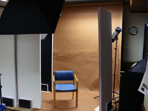 Asle Mjaatvedt - Studio