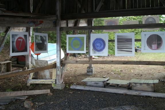 Tharald Moen - fra utstillingen