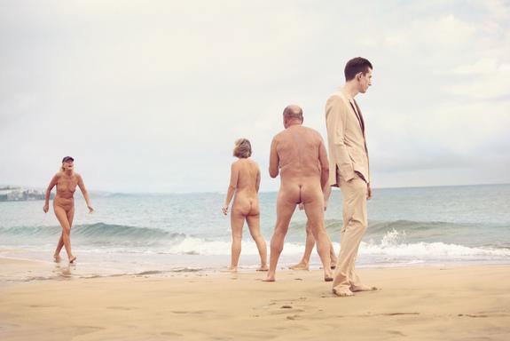 © Benjamin A. Huseby - Fra serien «Nude», Fantastic Man, 2010