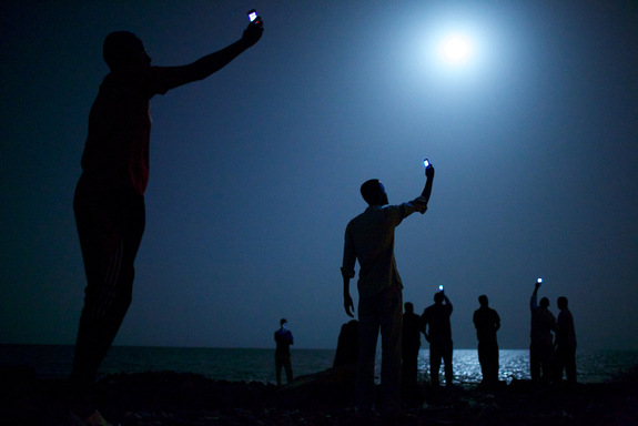 John Stanmeyer, USA, VII for National Geographic - World Press Photo of the Year 2014