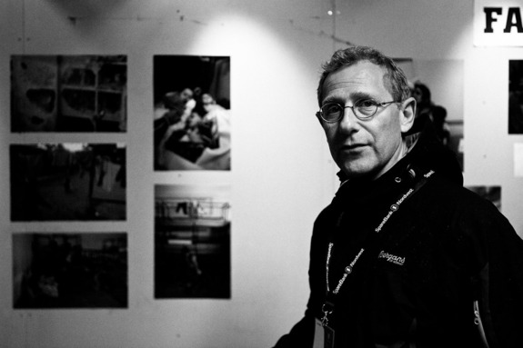 Frank Hesjedal - arkivbilde: Stuart Franklin. Her fra Nordic Light i 2010.