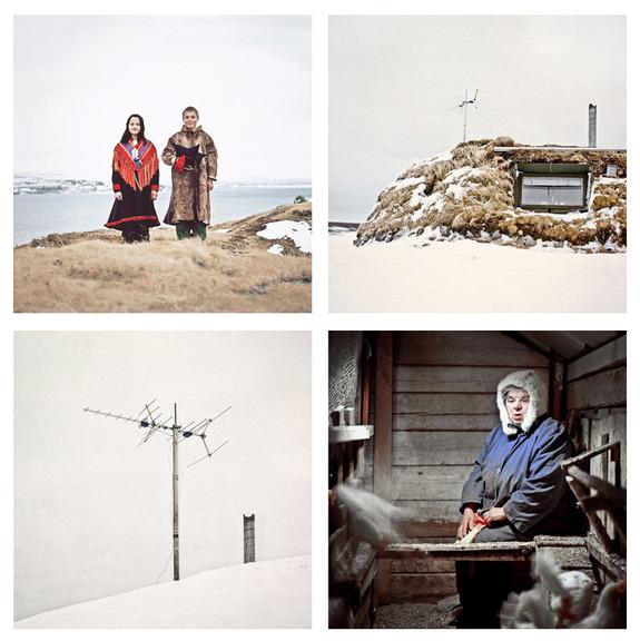 Marianne Bjørnmyr - Merrasami Arbevierut