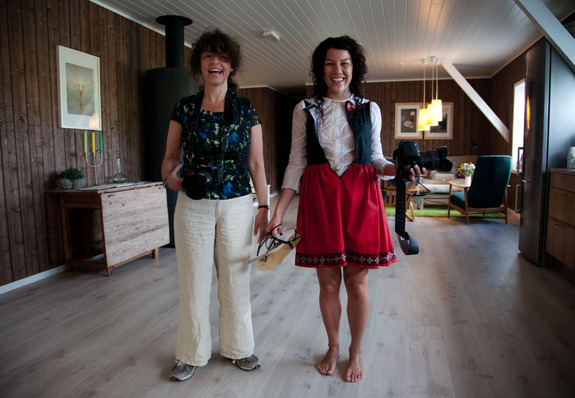 NORDphotography / Amy Arbus - Amy Arbus and Amy Smith