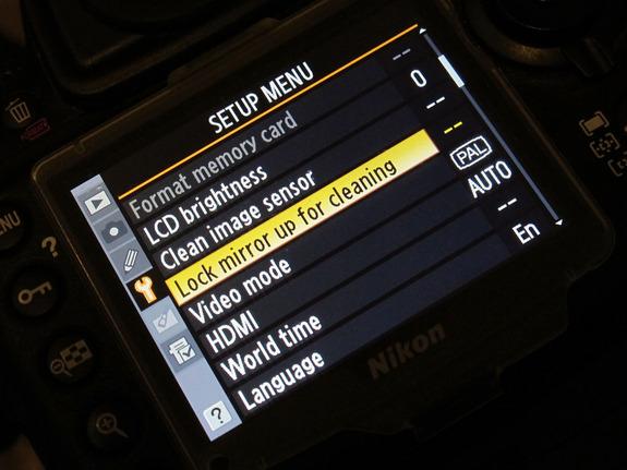 Tom Erik Smedal - Menyen på Nikon kamera