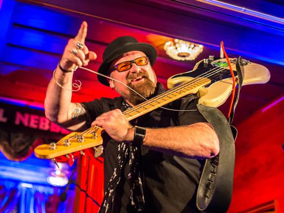 Geir Hareide Andersen - Bassisten
