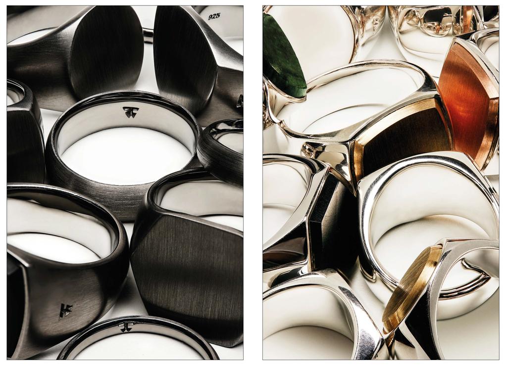 Gull produkt / stilleben