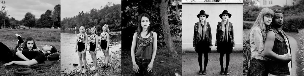 2. pris Portrett. Europas ungdom