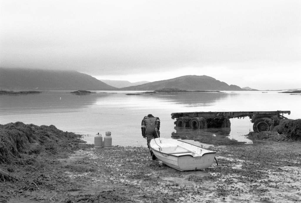 1. pris Dokumentar Norge. Tussøy