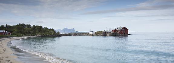 Arnfinn Johnsen - Kråkeslottet: Her bor vi