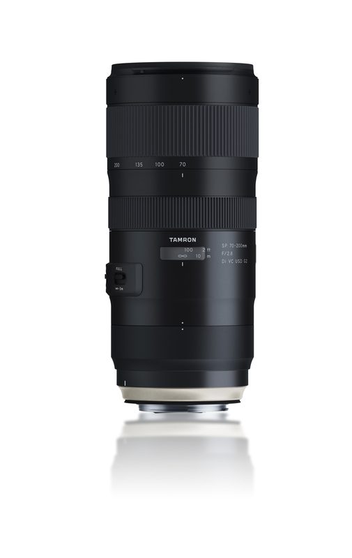 Tamron - Tamron SP 70-200mm F/2.8 Di VC USD G2