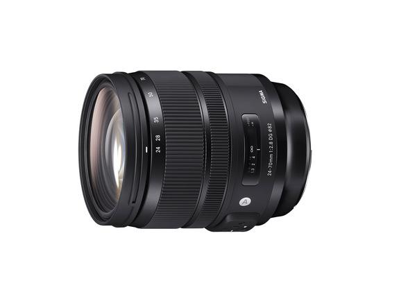 - Sigma 24-70mm f/2.8 DG OS HSM Art