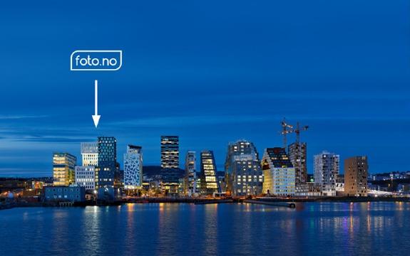 - Foto.no med butikk i Barcode Oslo - Dronning Eufemias gate 12