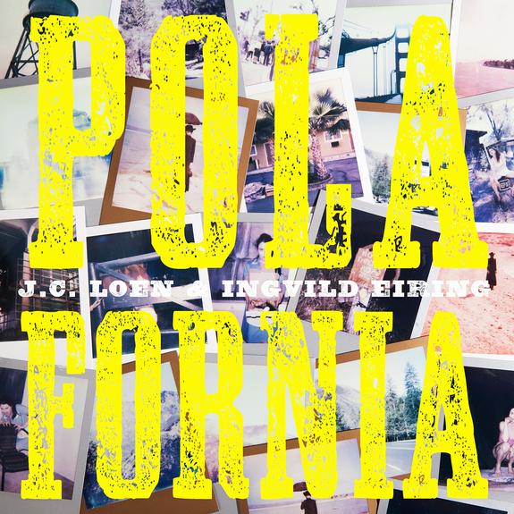 Julie Loen - Polafornia Cover