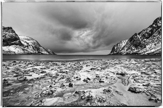 Arnfinn Johnsen - Vinter på Senja