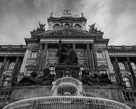 ©Bjørn Joachimsen - Prague UrbX 2018 Large Format Photography Workshop