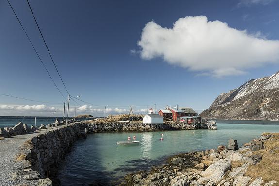 Arnfinn Johnsen - Kråkeslottet
