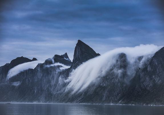 Arnfinn Johnsen - Segla, Mefjord, Senja