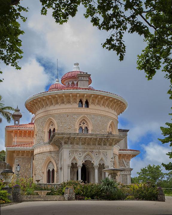 Marina Tennefoss - Monserrate Palace