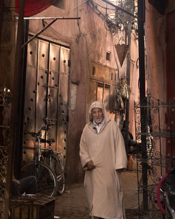 Grandefoto - Gatefoto i Marrakech