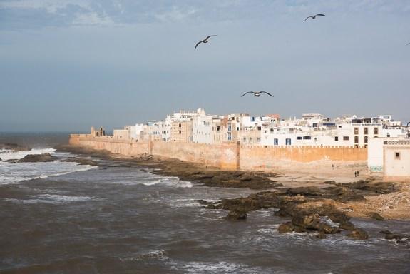 Grandefoto - Kardemommebyen Essaouira