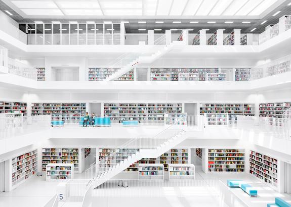 Foto: Kristoffer Wittrup - Die Onleihe Stadtbibliothek