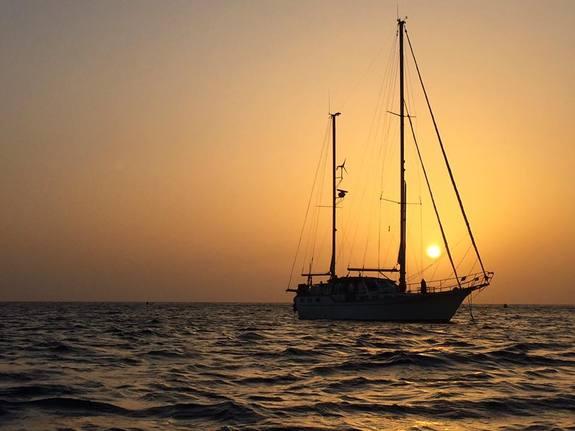 Foto: Roar Bekkelund - Sailing the good life