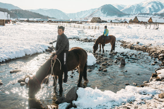 Foto: Odin Jæger - Indigenous Culture For Sale