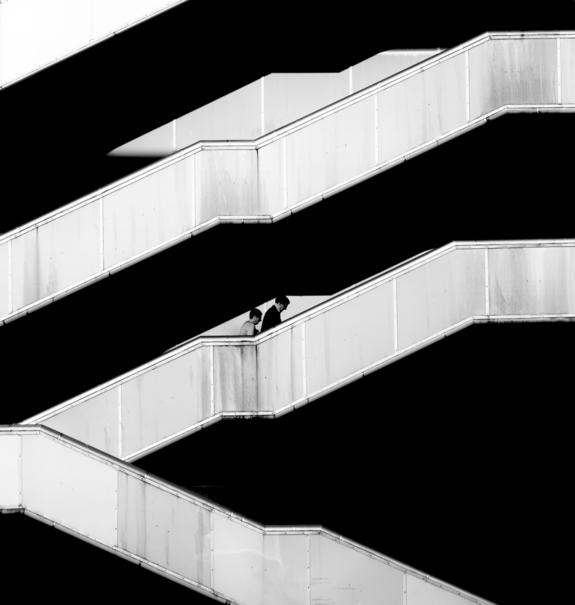 Morten Tellefsen - Up the stairs