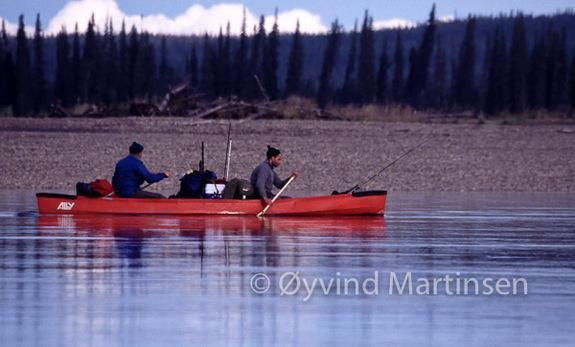 Øyvind Martinsen - Padletur i Canada's villmark