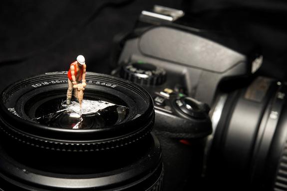 Foto: Roger Brendhagen - Fokuser på de små tingene du vanligvis ikke ser.