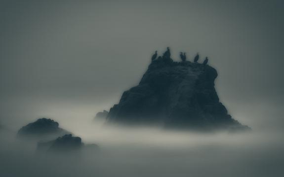 Arnfinn Johnsen - Skarvesteinen, Senja