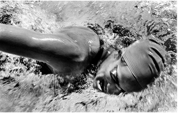 Foto: Cathrine Wessel - The Swimmer