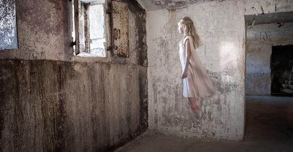 Tone Balslev Haugerud - Svevende spøkelse