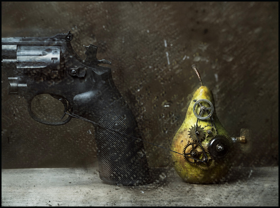 Foto: Jon Baastad - The mechanical pear