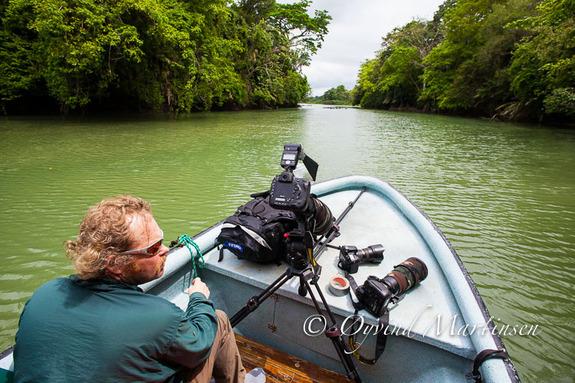 Øyvind Martinsen - Fotoreise i Panama