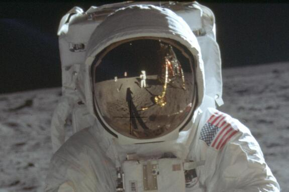 Foto: Neil Armstrong -