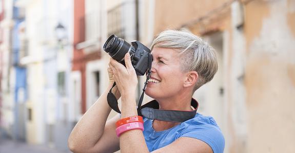Grandefoto AS - Lær å bruke ditt kamera